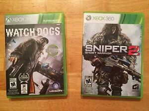 Two - Xbox 360 Games