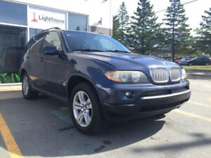 Fully loaded 2005 BMW X5 4.4i xDrive w/210,000KM