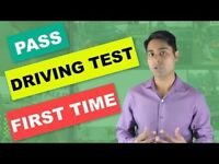 Driving lessons $30 Road Test $99 video lessons Nervous Drivers