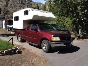 Reliable and Comfortable Camper (truck too?)