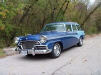 Studebaker wagon,california car, rare, restored, very cool