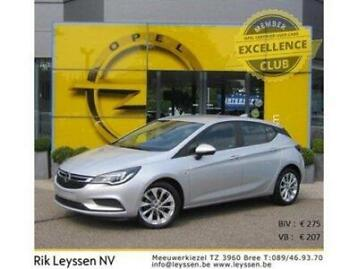 opel astra k 5d edition 1.4 benzine turbo at6 150pk