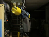New & Used Electric Chain Hoists