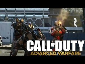 Call of Duty: Advanced Warfare announced