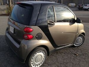 2009 Smart Fortwo TWO-TONE  Passion Hatchback