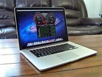 MACBOOK PRO CORE i7 2.5ghZ 16gb ddr3