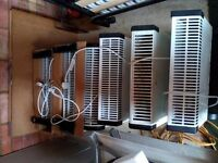 6 X CONVECTOR HEATERS