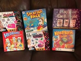 SELECTION OF CHILDRENS GAMES