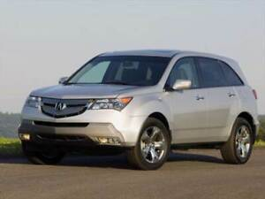 For Sale 2007 Acura MDX