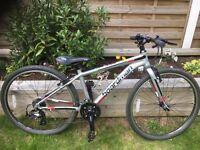 Boardman Junior Hybrid sports bike