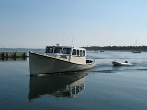 35 feet Cape Island Lobster Boat