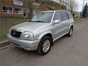 2003 Suzuki XL7 SUV, Crossover