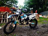 selling my 2002 yz250 2 stroke!! MINT bike