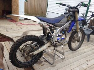 2013 yz 450 bored to 470