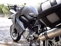 Akrapovic Titanium Exhaust BMW F800 S/ST/R