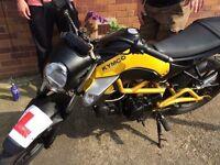 125 Bike (Kymco)