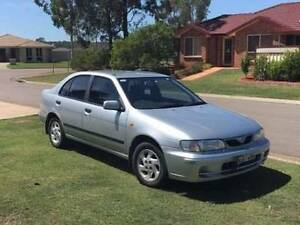 1996 Nissan Pulsar Sedan Metford Maitland Area Preview