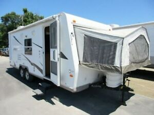 23 SS Rockwood Roo Hybrid Trailer to rent