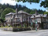 Hotel Stay at Swallow Falls Hotel 2 nights cream tea, sauna, breakfast