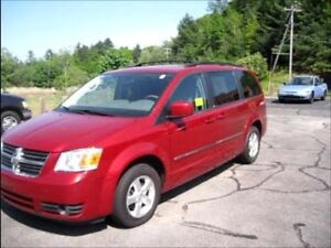 2008 Dodge Grand Caravan Winter Van for sale
