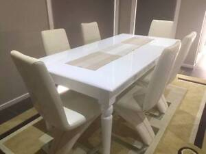 6 Chair Dining table Pascoe Vale Moreland Area Preview