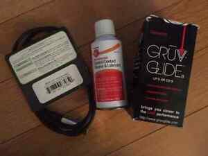 Groove Glide, Controller cleaner and Audio Cable RCA 5FT