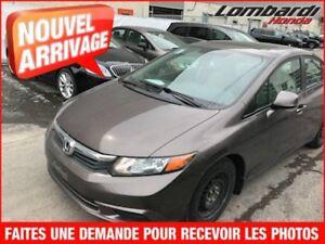 Honda Civic EX**FINANCEMENT RAPIDE ET FACILE **