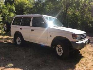 1994 Mitsubishi Pajero Wagon - fuel pump not working Lower Plenty Banyule Area Preview
