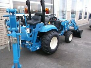 TRACTOR,LS 2025,(4X4),DIESEL,WITH BACKHOE,MONCTON St. John's Newfoundland image 1