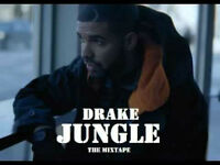 DRAKE JungleTour @ACC June 2nd Section 107&120 Hard Copy Tickets