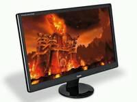 "24"" inch iiyama ProLite gaming PC monitor"