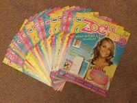 Zoey 101 Magazines