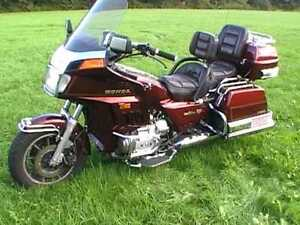 Mint 1200 Honda Gold Wing Aspencade.