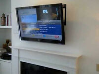 TV wall mount/sky/aerial/ from 40pounds