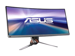 "34"" 348Q Asus rog (republic of gamers)high end monitor gsync"