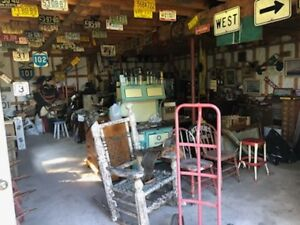 Antique, collectables / barn sale!
