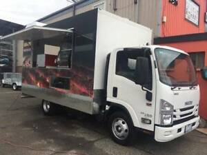 Kebab Food Truck - Fully Fitted For Sale Ivanhoe Banyule Area Preview