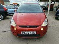 2007 Ford S-MAX 2.0 TDCi Titanium, MOT 01/12/2021, NEW CLUTCH KIT RECENTLY ADDED