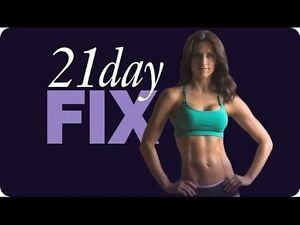 21 day fix et hammer and chisel