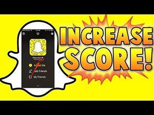 Snapchat score increaser Regina Regina Area image 1