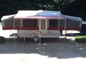 1997 jayco eagle series tent trailer