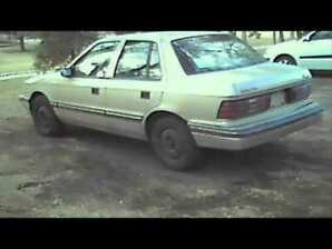 94 Plymouth registered as a duster firm on asking price