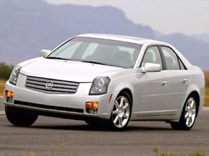 2006 Cadillac CTS 3.6L Performance