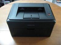 Samsung ML-1640 Mono Laser Printer plus 2 brand new toners
