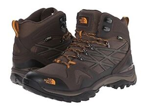 Brand New North Face Men's Hedgehog FastPack Mid GTX Hiking boot