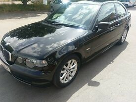 £950 BMW 3 SERIES 1.8 316ti ES Compact 3dr