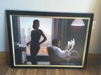 Framed picture by M Sullivan