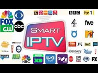 Best iptv service 💯Guaranteed for Smart tv / Android / Mag Box / Fire Stick / Zgemma & Pc