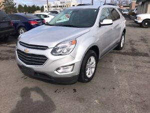2016 Chevrolet Equinox LT  Only 7000kms $18500 OBO