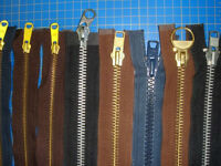 JACKET ZIPPER REPLACEMENTS /REPAIRS By KIM 403-969-4422 SE CALG